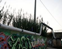 Canalización de agua de la EDAR de la Murtra desde la avenida Bertran Güell / Camí Ral hasta la pluvial N5 del Baix Llobregat
