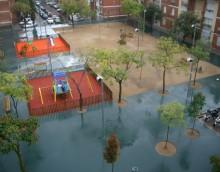 Proyecto de obras de rehabilitación de la Plaza Ròmul de Sabadell