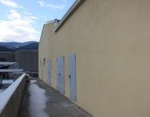 Construcción de una sala y una zona de manipulación y aprovechamiento de productos cinegéticos en Sort