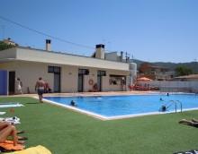 Reforma de la piscina municipal de Cabra del Camp